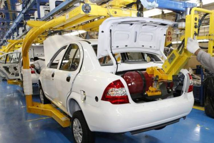 کاهش شدید تیراژ خودروهای دوگانهسوز